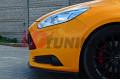 Сплиттер передний Ford Focus MK3 ST/Cupra Дорестайл