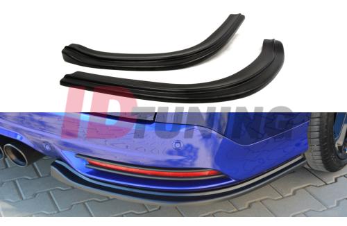 Комплект сплиттеров задних Ford Focus 3 ST Универсал