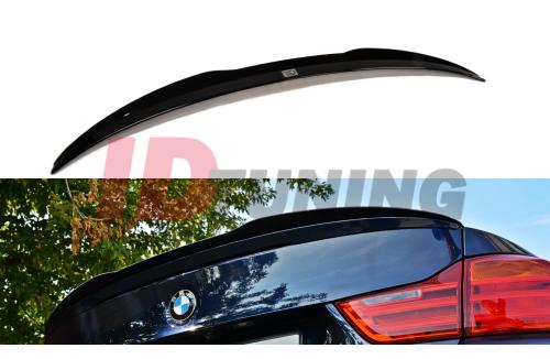 Накладка на спойлер BMW 4 F32 M-Performance