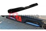 Сплиттер задний Nissan 370Z