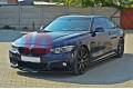Накладки на пороги BMW 4 F32 M-Pack