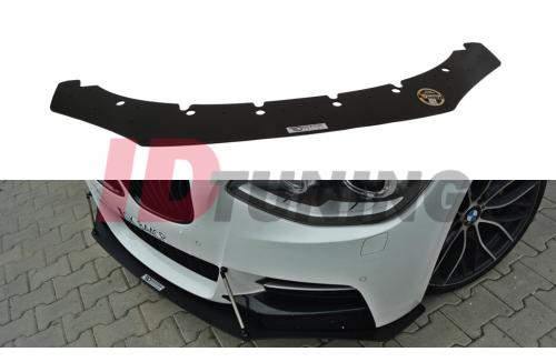 Сплиттер передний гоночный BMW 1 F20 M-Power Дорестайл