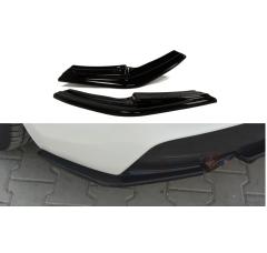 Комплект сплиттеров задних BMW 1 F20 M-Power Дорестайл