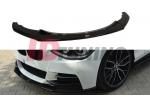 Сплиттер передний BMW 1 F20 M-Power Дорестайл