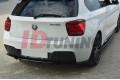 Сплиттер задний BMW 1 F20 M-Power (со стойками)