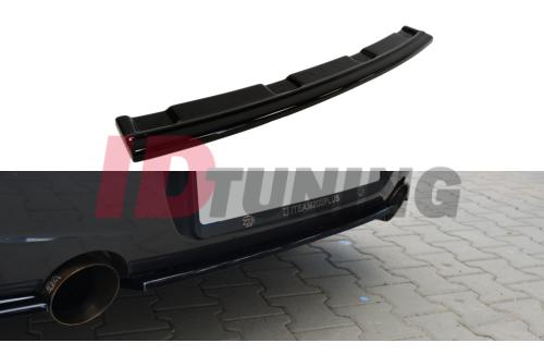 Сплиттер задний BMW 1 F20 M-Power (без стоек)