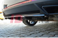 Сплиттер задний Skoda Octavia III RS