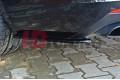 Комплект сплиттеров задних Skoda Octavia III RS