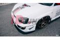 Сплиттер передний гоночный Subaru Impreza WRX STI BLOBEYE
