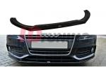 Сплиттер передний Audi A4 B8 Дорестайл вар.2