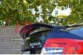 Накладка на спойлер Skoda Octavia III RS