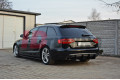 Накладка на спойлер Audi A4 B8 AVANT