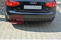 Комплект сплиттеров задних Audi A4 B8 Дорестайл