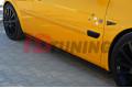 Накладки на пороги Renault Megane II RS