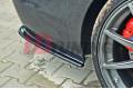 Комплект сплиттеров задних BMW 5 F11 M-Pack