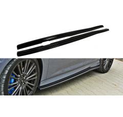 Накладки на пороги Ford Focus 3 RS