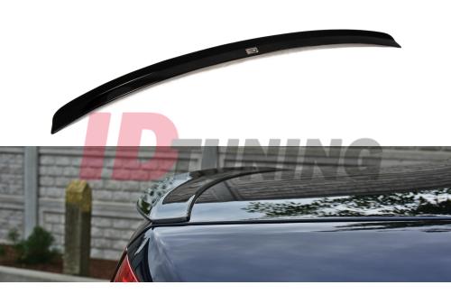 Накладка на спойлер Audi S8 D3