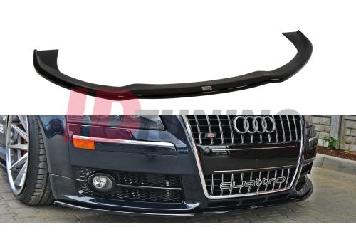 Сплиттер передний Audi S8 D3