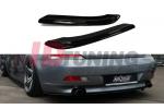 Комплект сплиттеров задних BMW 6 E63/E64 Дорестайл