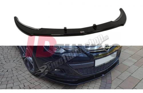 Сплиттер передний Opel Astra J GTC