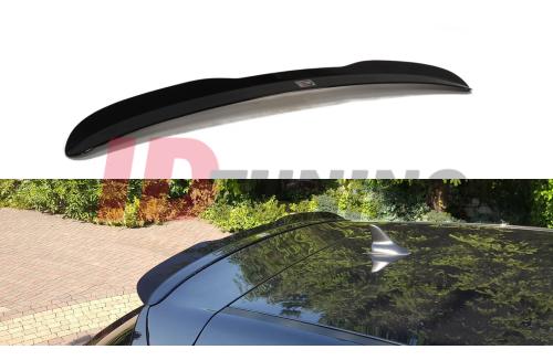 Накладка на спойлер Opel Astra J GTC