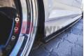 Накладки на пороги Audi S3 8P Рестайл 2006-2008