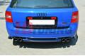 Сплиттер задний Audi RS6 C5 AVANT
