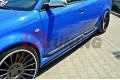 Накладки на пороги Audi RS6 C5