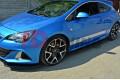 Накладки на пороги Opel Astra J OPC/VXR