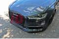 Сплиттер передний Audi A6 C7 S-Line вар.2