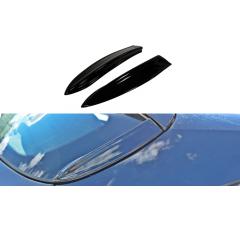 Накладка на спойлер задний Opel Astra H OPC/VXR