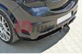 Накладка на бампер задний Opel Astra H OPC/VXR