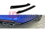 Комплект сплиттеров задних Volkswagen Golf MK7 R Универсал