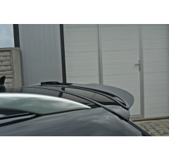 Накладка на спойлер Audi A4 B7