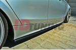 Накладки на пороги BMW 1 E87