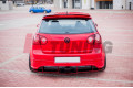 Накладка на бампер задний Volkswagen Golf V R32