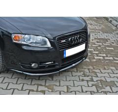 Сплиттер передний Audi A4 B7