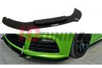 Сплиттер передний гоночный Volkswagen Scirocco R