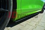 Накладки на пороги гоночные Volkswagen Scirocco R