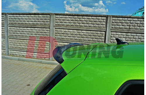 Накладка на спойлер Volkswagen Scirocco R