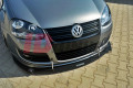 Сплиттер передний гоночный Volkswagen Golf V GTI 30TH