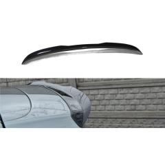 Накладка на спойлер Mazda 3 MK2 SPORT Дорестайл