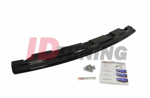 Сплиттер задний BMW 5 F11 M-Pack-без стоек (подходит для сдвоенной выхлопной системы)
