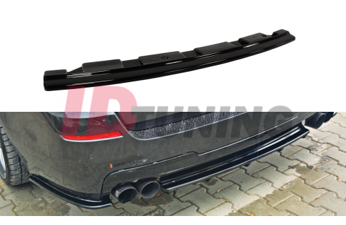 Сплиттер задний BMW 5 F11 M-Pack-без стоек