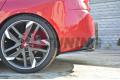 Комплект сплиттеров задних Peugeot 308 II GTI
