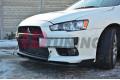 Сплиттер передний гоночный Mitsubishi Lancer Evo X вар.1