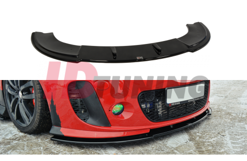 Сплиттер передний Seat Leon MK2 MS-Design