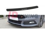 Сплиттер передний гоночный Ford Focus 3 ST Рестайл вар.3