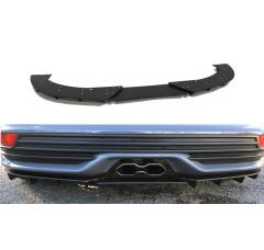 Накладка на бампер задний Ford Focus 3 ST Рестайл