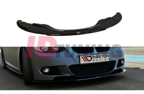 Сплиттер передний BMW 3 E92 M-Pack